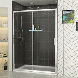 Grand 6mm Sliding Shower Door - Various Sizes
