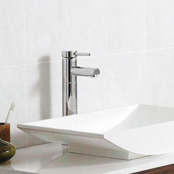 Premier Series 2 High Rise Mono Basin Tap with Free Waste