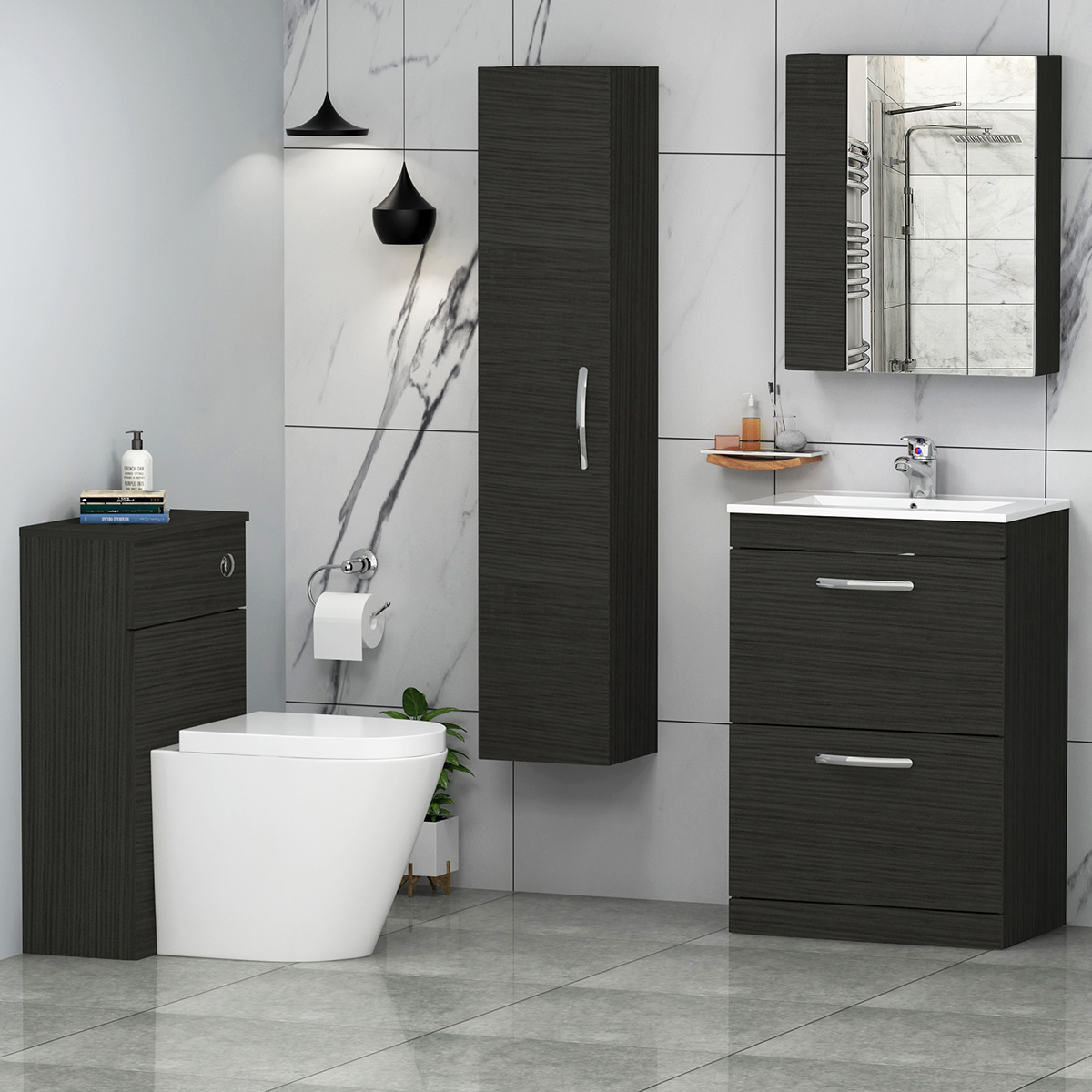 Top Five Tips for Choosing a Perfect Bathroom Storage Cabinet