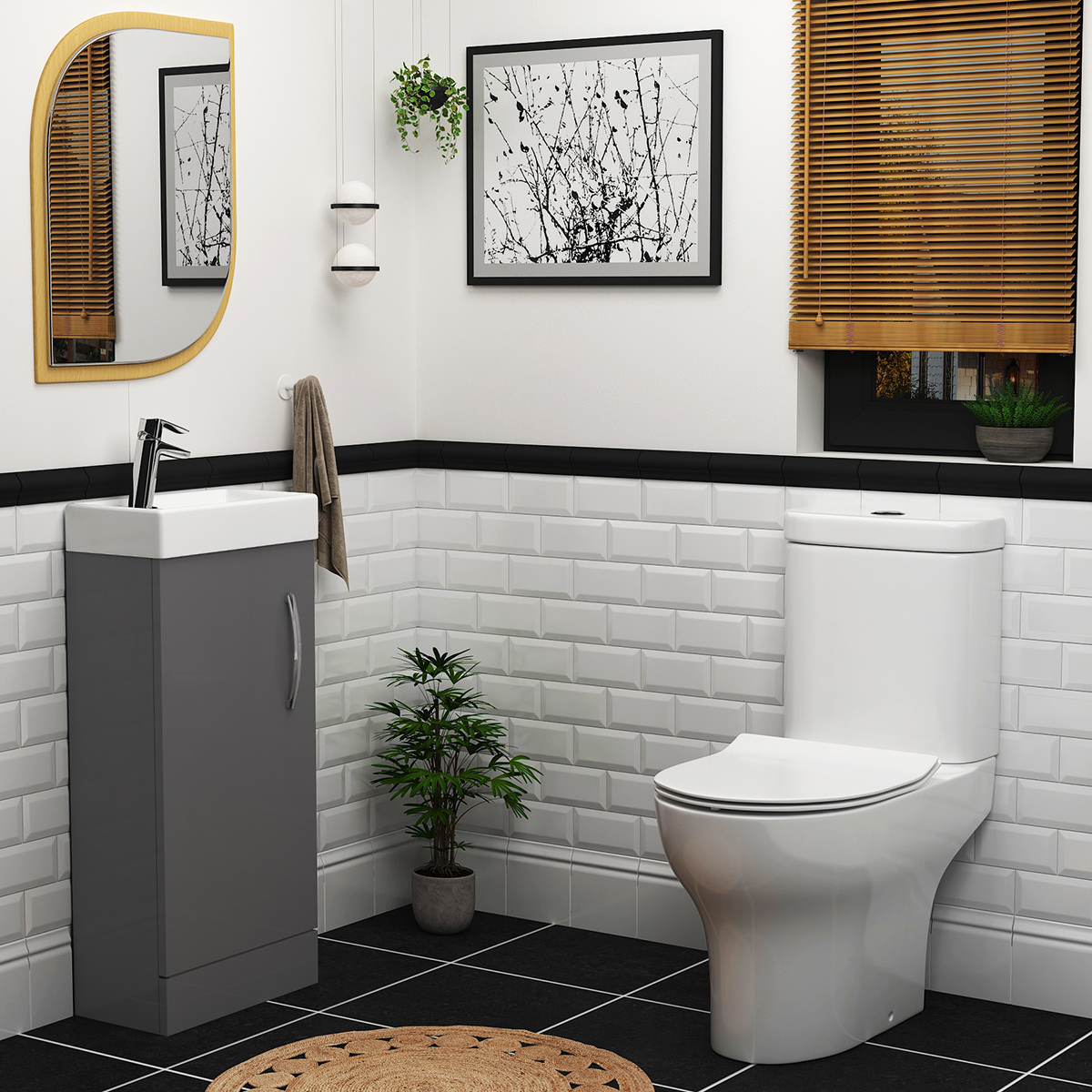 What adds up value to your home? A bathroom for sure