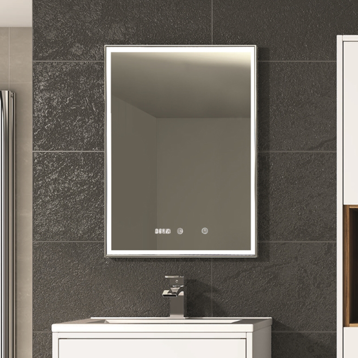 Here is Story of Bathroom Mirrors from Selection to Maintenance