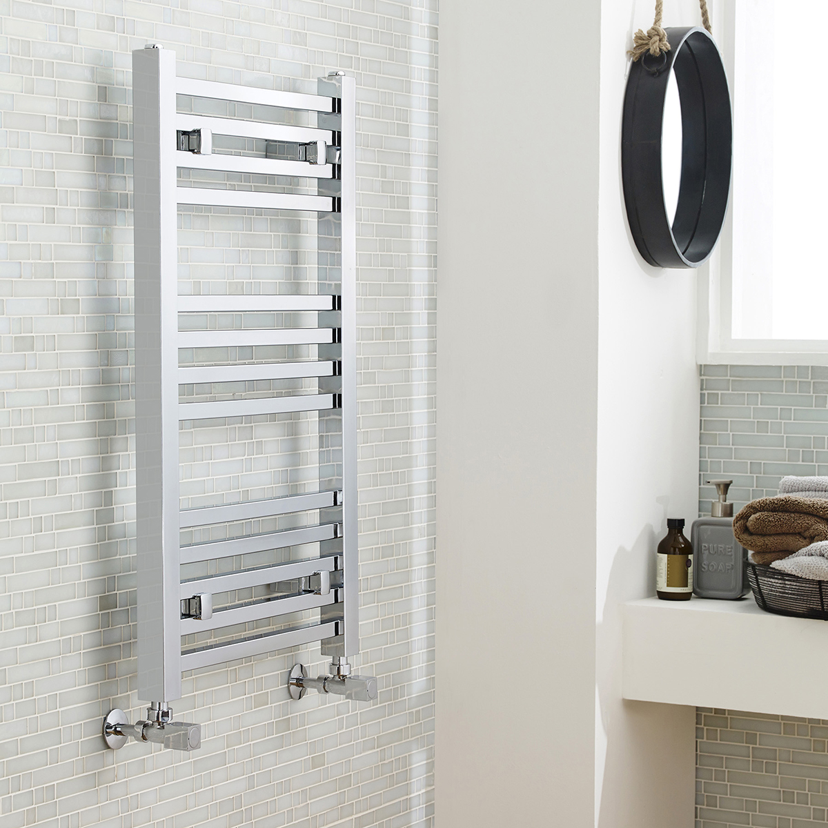 Top Reasons to Install Heated Towel Rails!