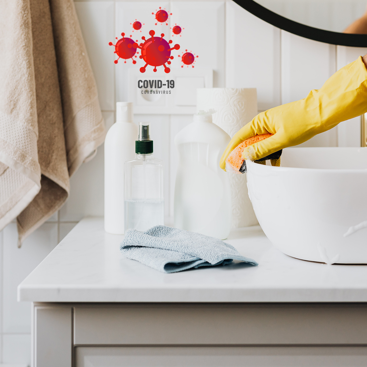 How To Disinfect your Home During Coronavirus Epidemic?