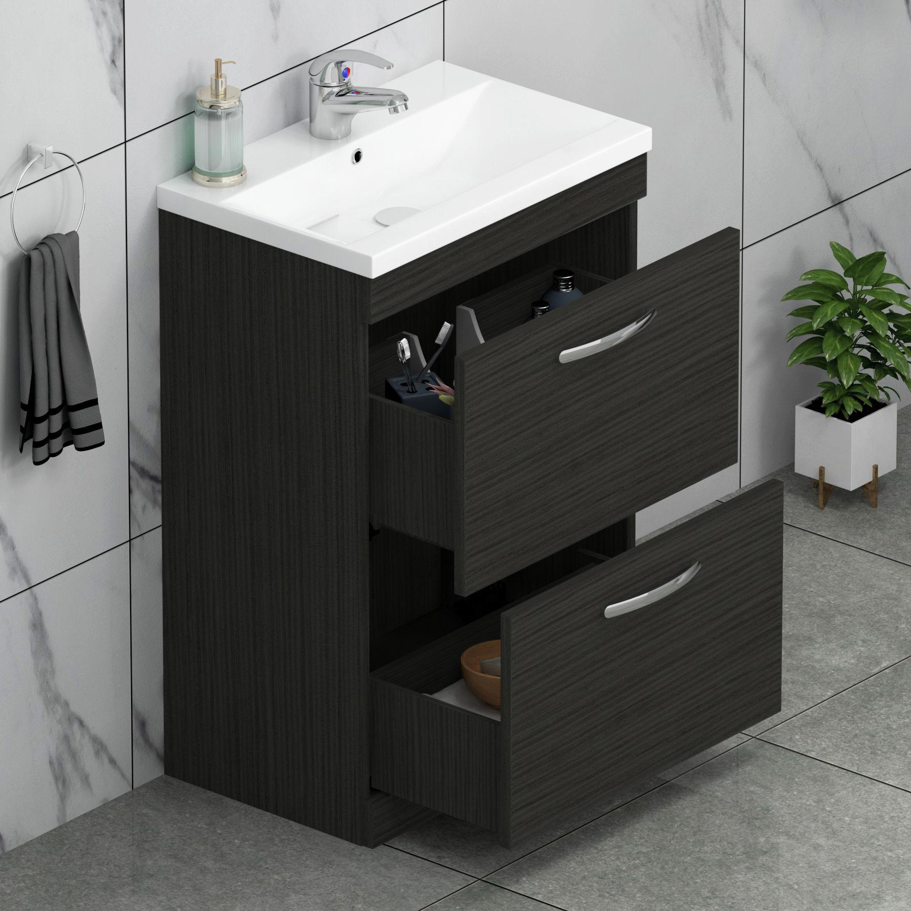 Floor standing vanity units – buying guide!