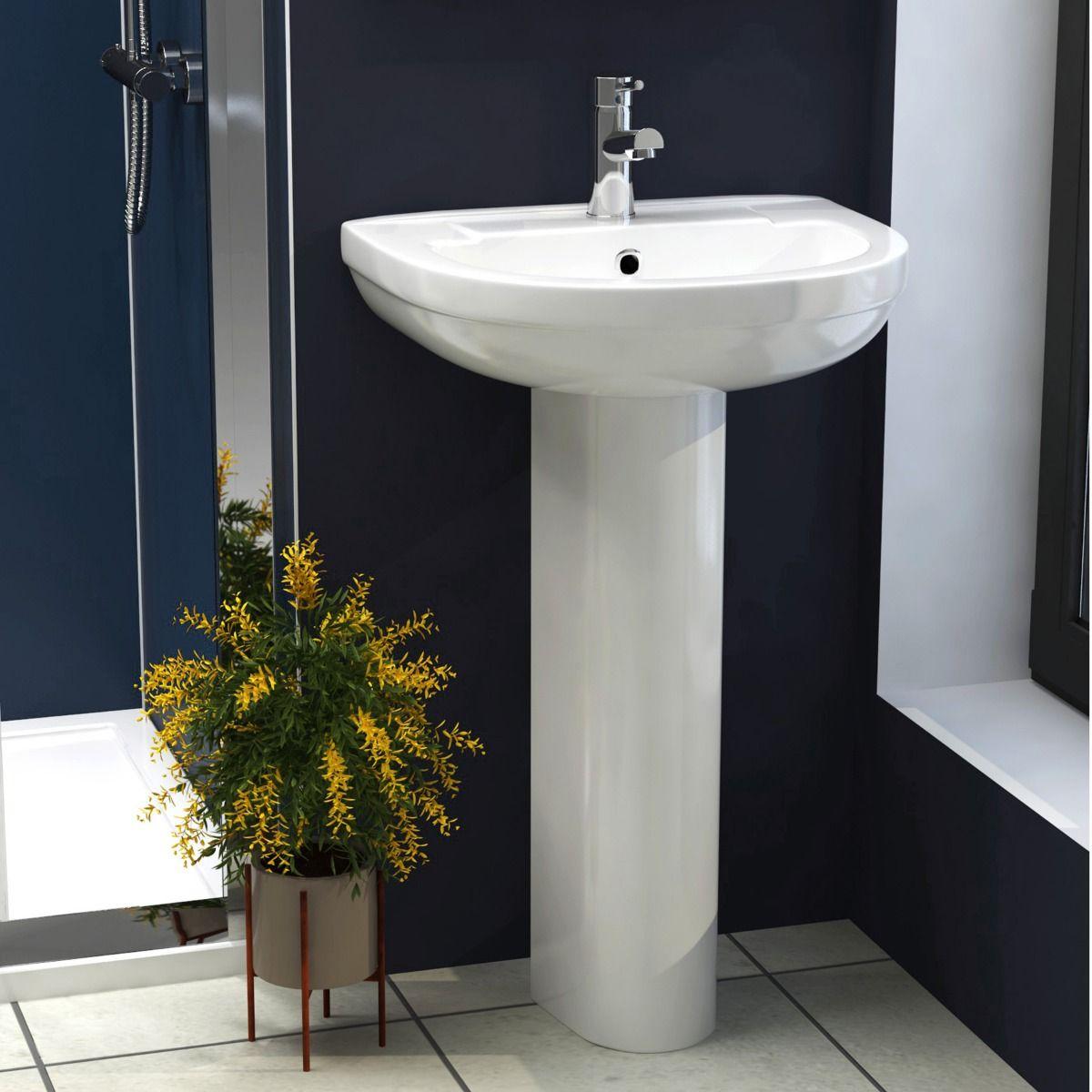 Full Pedestal Basins - Buying Guide!