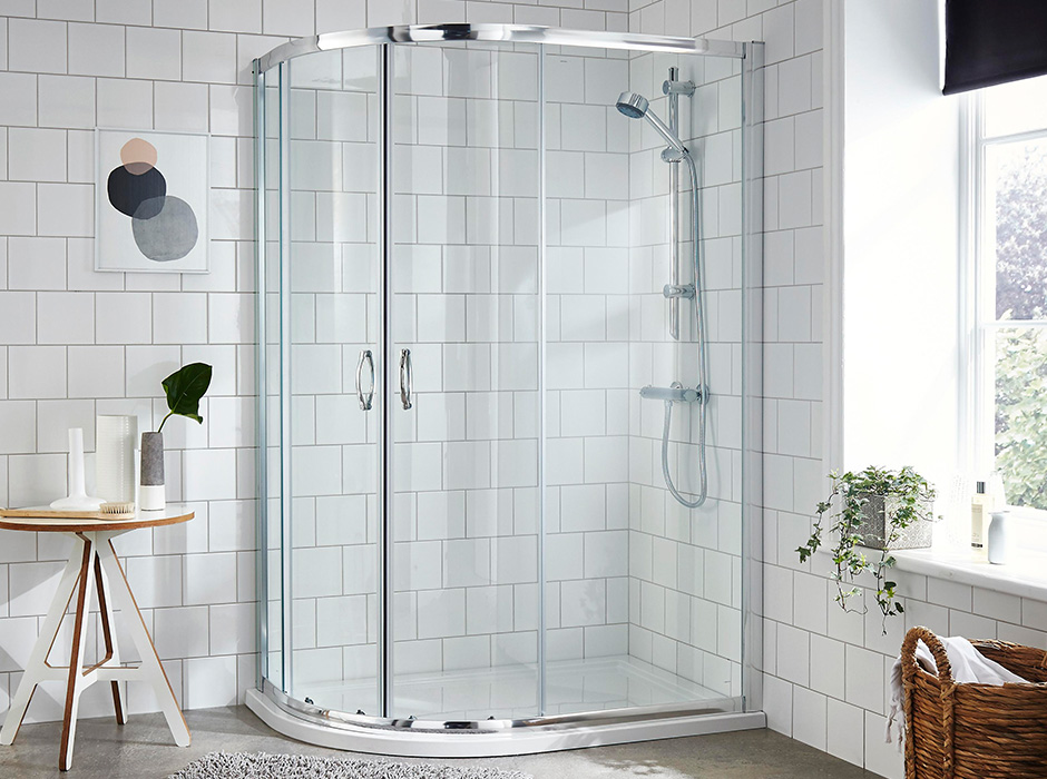Size Variations in Offset Shower Enclosures for Better Buying Decision