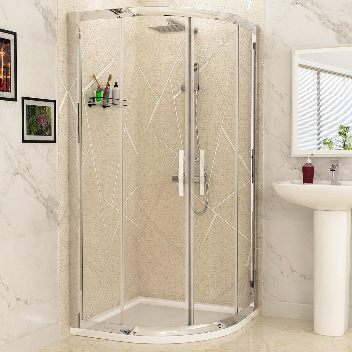 Top 7 Benefits of a Quadrant Shower Enclosure