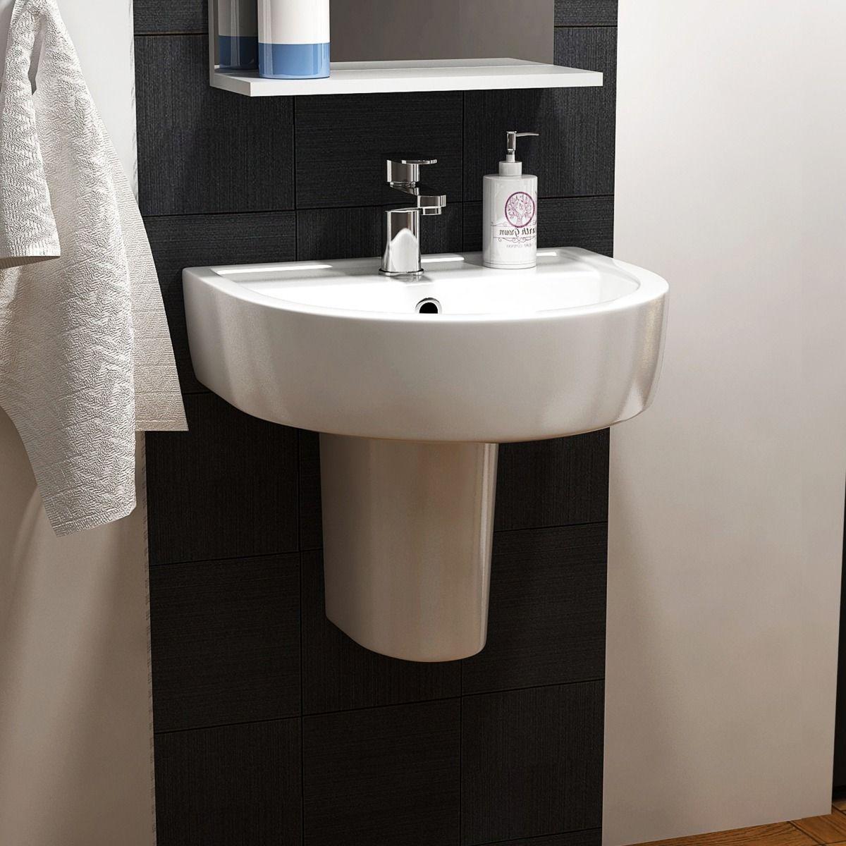 Semi Pedestal Basins - Buying Guide