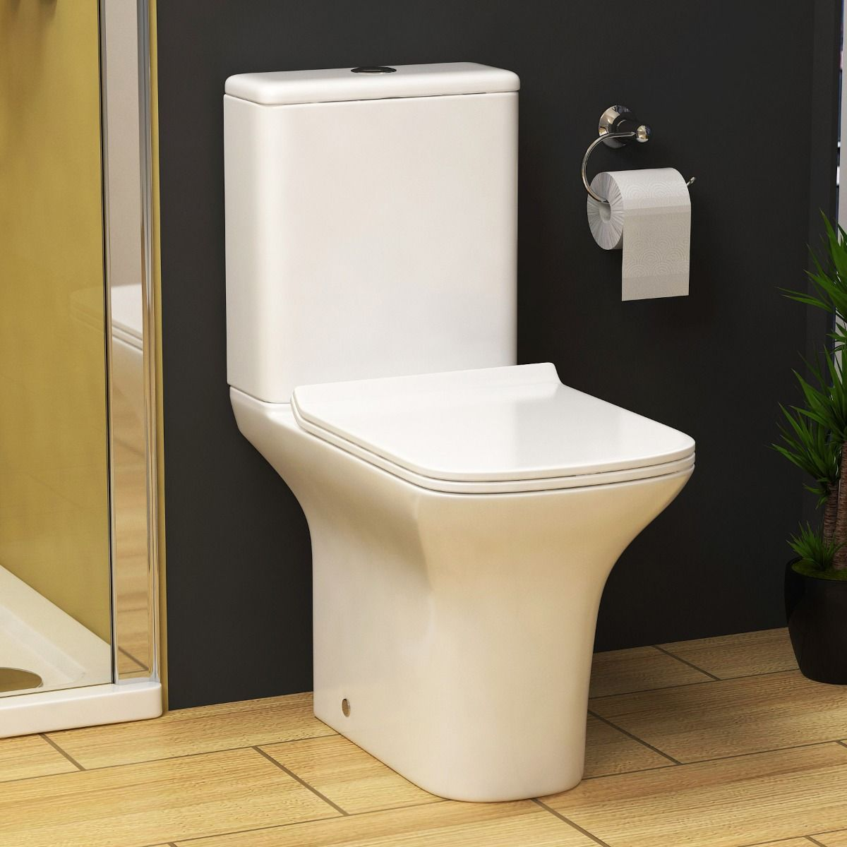 Type of Toilets for Your Bathroom - Buying Guide!