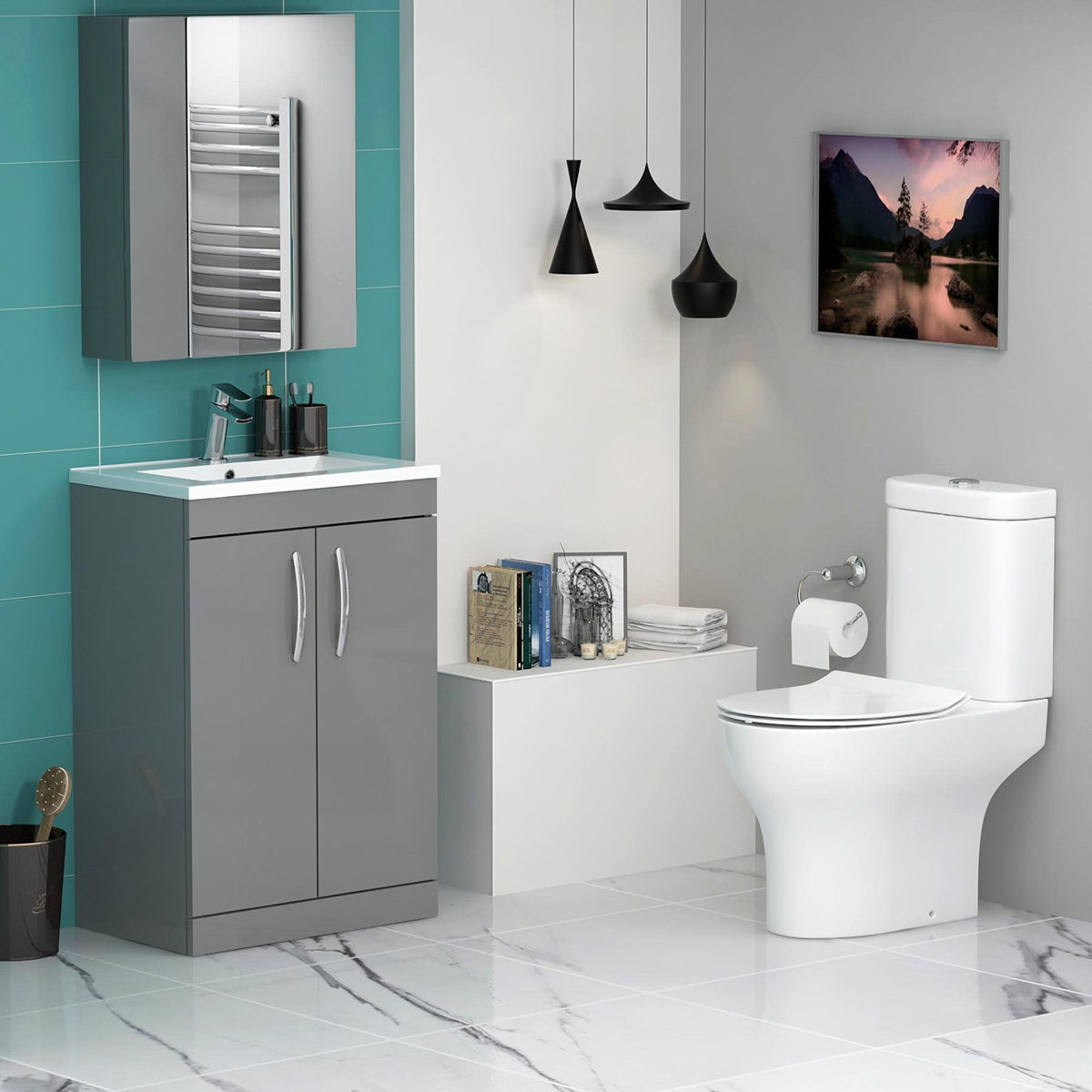 The Ultimate Bathroom Accessories Guide