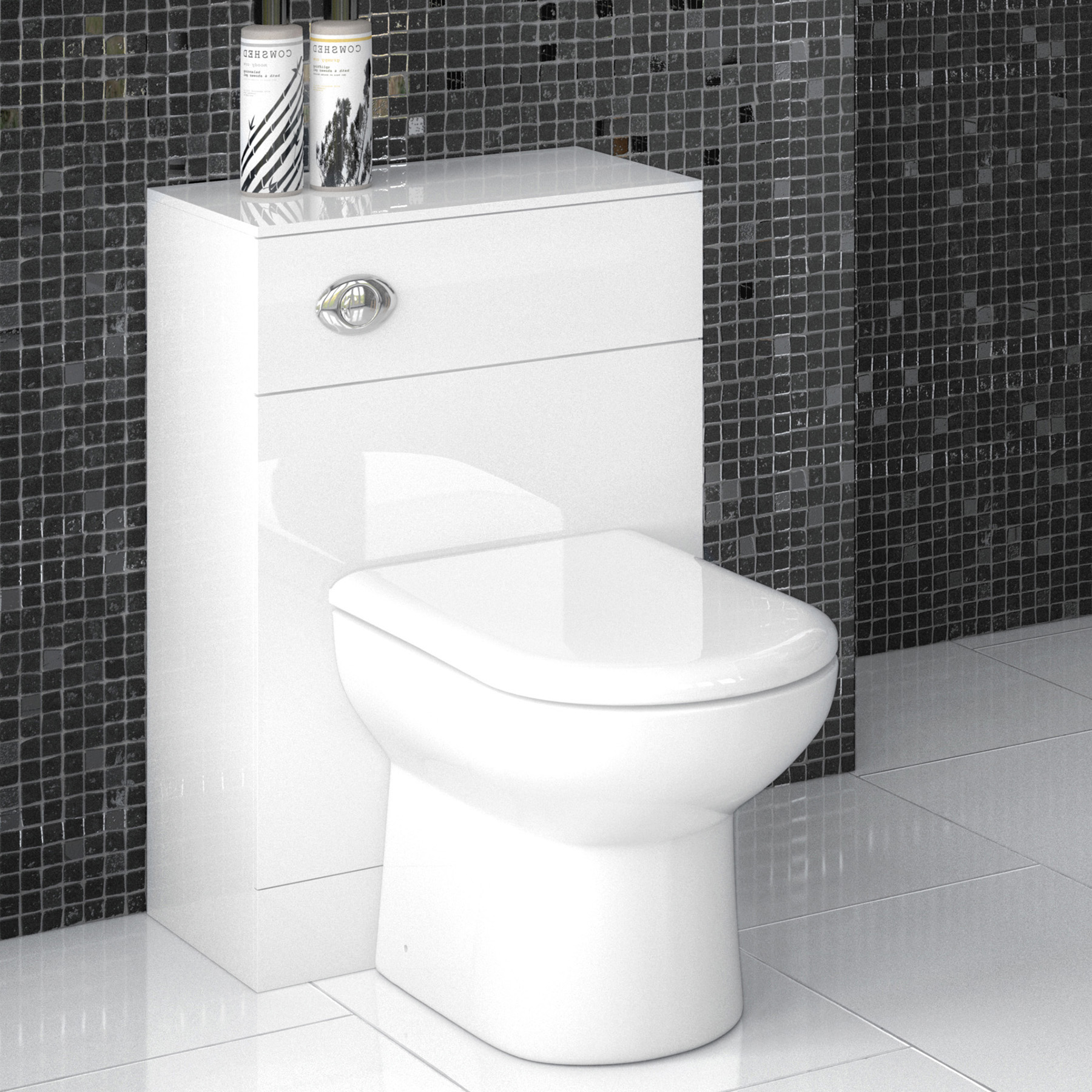Choose Perfect Wide Ranges of WC Toilet Units for CLOAKROOM