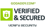 GoDaddy SSL site seal - click to verify