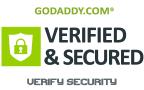 GoDaddy SSL site seal - click to verify